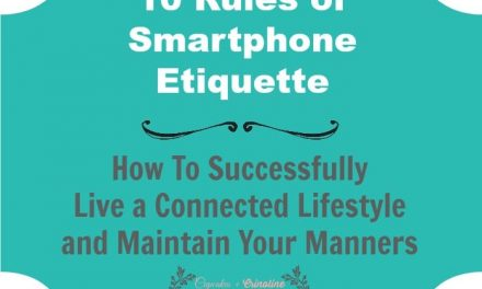 10 Rules of Smartphone Etiquette