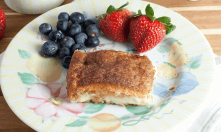 The Easiest and Tastiest Cheese Danish Ever