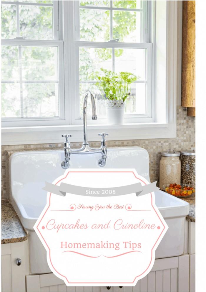 Homemaking 101 Graphic
