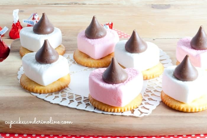 sweet and salty s'mores from cupcakesandcrinoline.com
