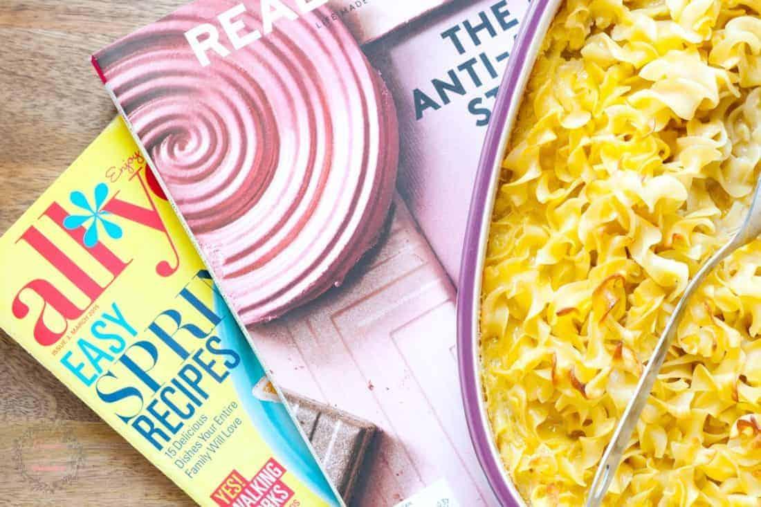 Easter Noodle Pudding #SpringintoMeTime #PMedia #ad cupcakesandcrinoline.com