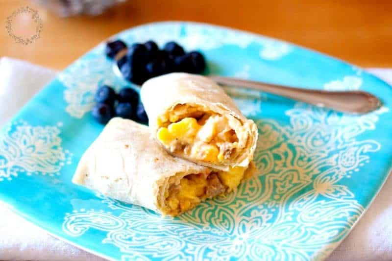Breakfast Burritos – How to Have a Less Hectic Morning