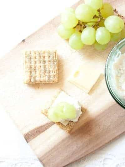 Chicken Salad Appetizer ~ Sweet and Salty, Smooth and Crunchy