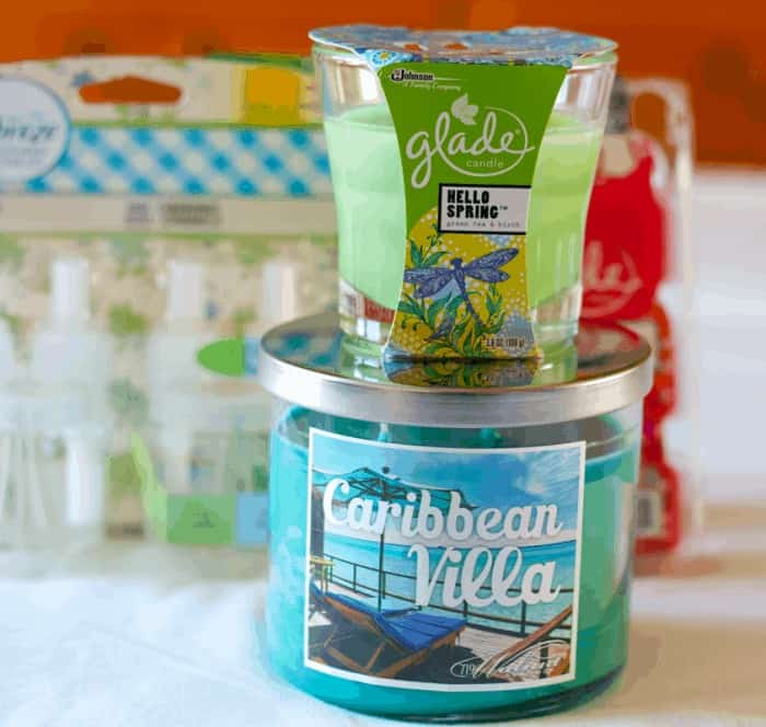 The scents of spring ~ delightful scents available in the air care aisle #SmellsClean #ad cupcakesandcrinoline.com
