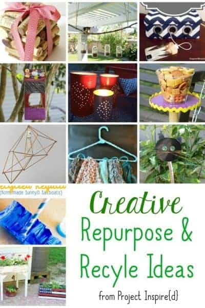 Amazing Repurpose and Recyle Ideas