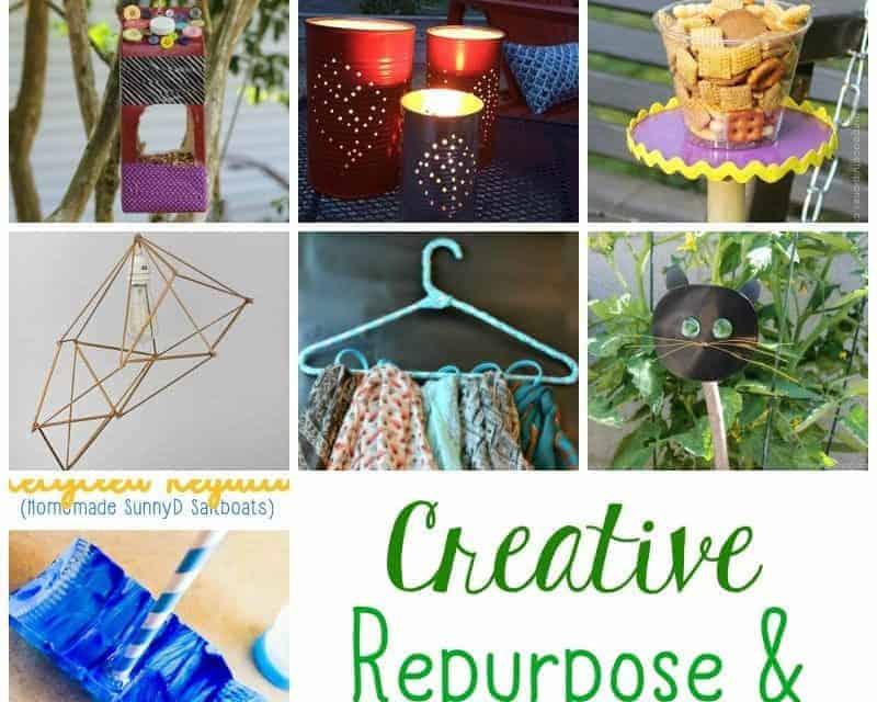 Amazing Repurpose and Recyle Ideas
