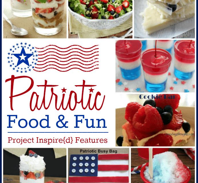 12 Food and Fun Patriotic Ideas