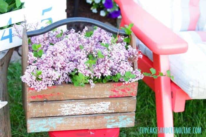 The Secret to Creating a Cozy and Charming Outdoor Space cupcakesandcrinoline.com