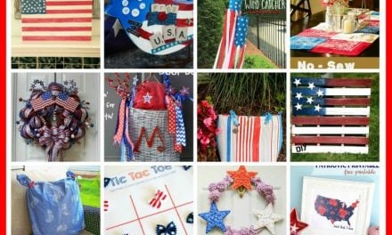 16 Patriotic Crafts