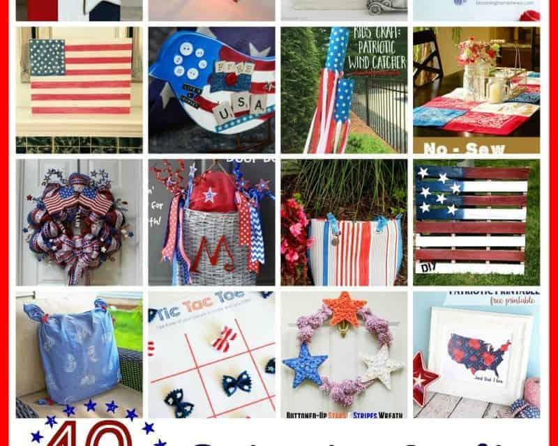 16 Patriotic Crafts