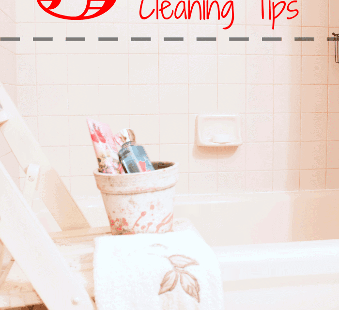5 Scrub-Free Bathroom Cleaning Tips