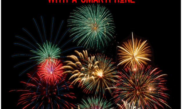 How to Take Awesome Photos of Fireworks with Your Smartphone