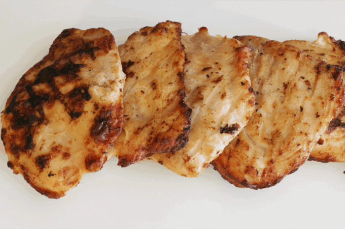 Tyson Grilled & Ready Chicken Breast Fillets ~ microwave cooking cupcakesandcrinoline.com
