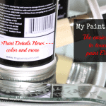 The Easiest Way to Touch Up Paint Ever