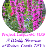 Project Inspire{d} Link Party #129