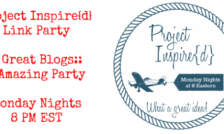 Project Inspire{d} Link Party #131