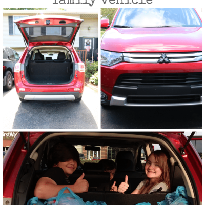 Test Drive: Could This Be My Next Car? The 2015 Mitsubishi Outlander