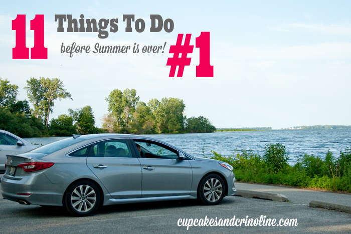 11 Things To Do Before Summer Is Over #1 - get the complete list at cupcakesandcrinoline.com