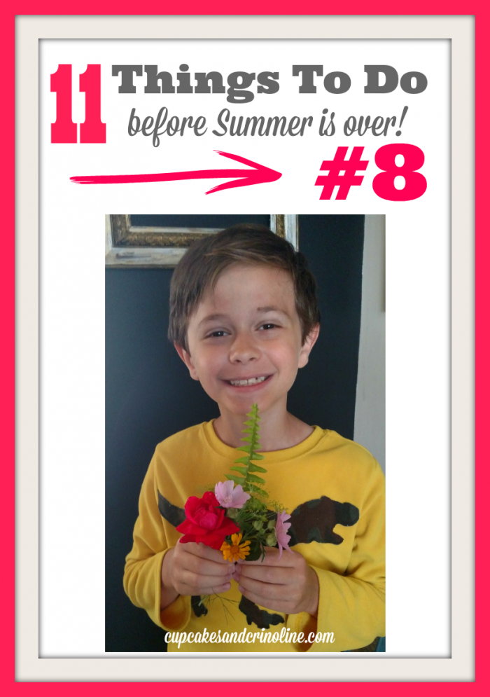 11 Things to Do Before Summer is Over #8 - complete list at cupcakesandcrinoline.com