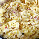 Dinner in 15 Minutes – Fresh Lemon Cream Pasta