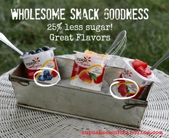 Wholesome snacking made simple | cupcakesandcrinoline.com