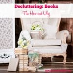 Decluttering:: Books – The How and Why