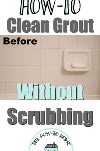 The Easiest Way to Clean and Whiten Grout Without Scrubbing
