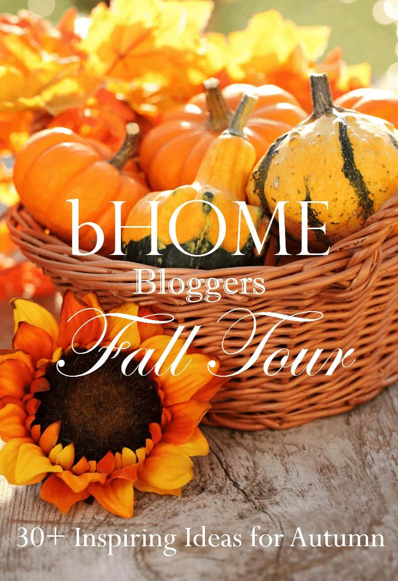 bHome Bloggers Fall Tour