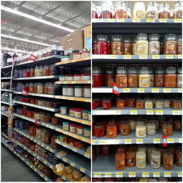 American Home™ by Yankee Candle® brand candles at Walmart