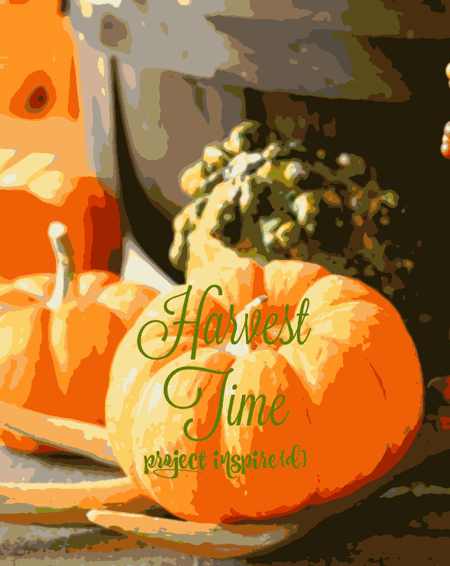Harvest Time at Project Inspire{d} cupcakesandcrinoline.com