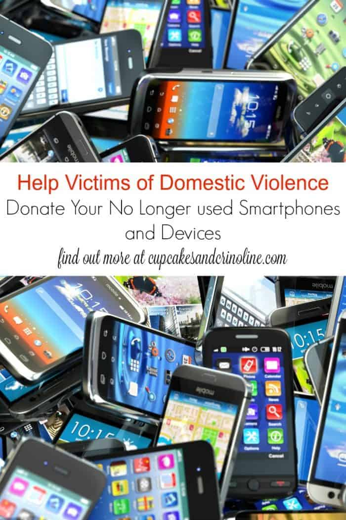 Help victims of domestic violence