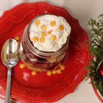 Make-Ahead Dessert in a Jar