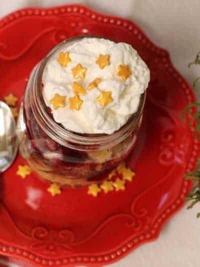 Make-Ahead Dessert in a Jar