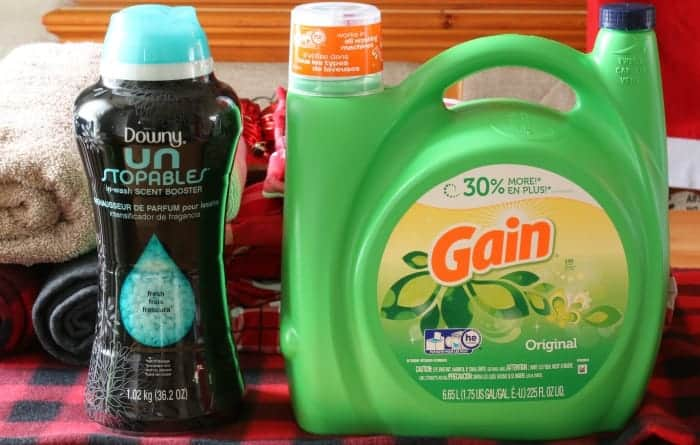 Downy Unstopables and Gain Original