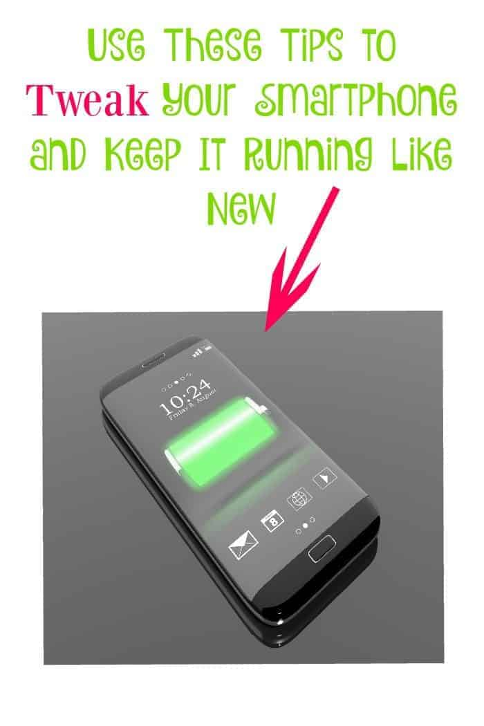 Use these simple steps to tweak your smartphone and keep it running like new.