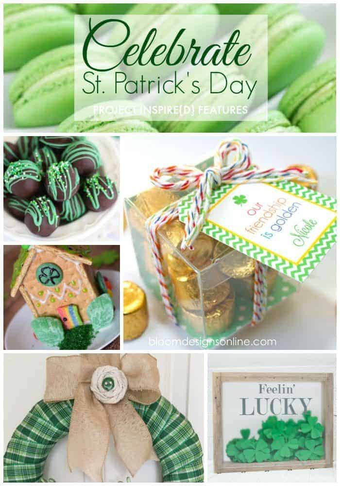 Celebrate St. Patrick's Day - Project Inspire{d} Features