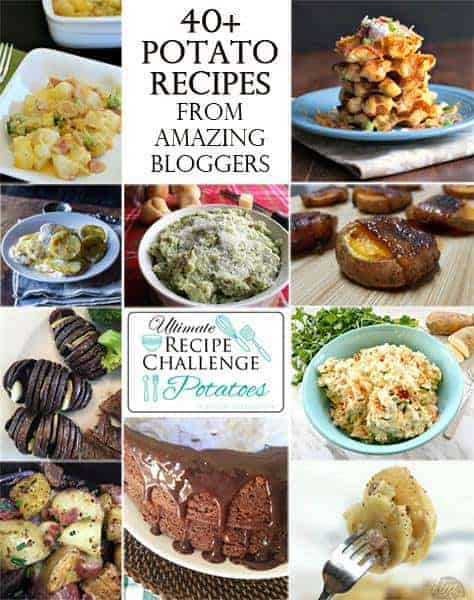 45+ Potato Recipes