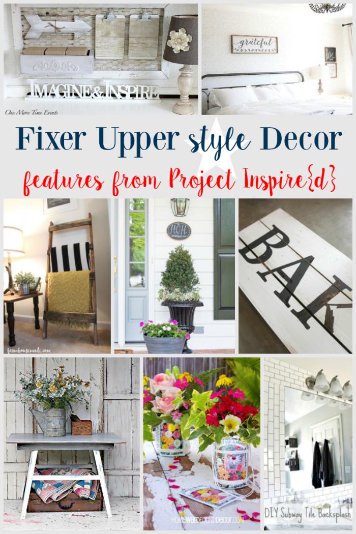 DIY Fixer Upper Style Decor