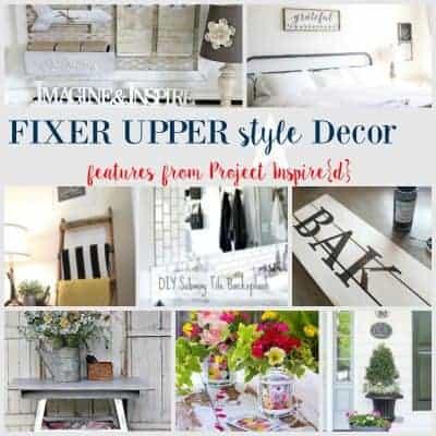 Fixer Upper Style Decor