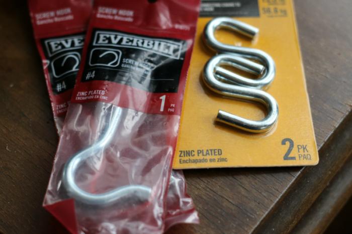 Hooks for Hanging Gutter Planters