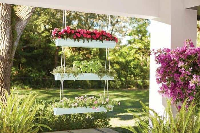 The Home Depot DIH Workshops Hanging Gutter Planter