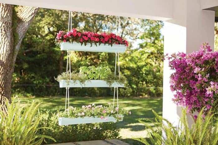The Home Depot DIH Workshops Hanging Gutter Planter