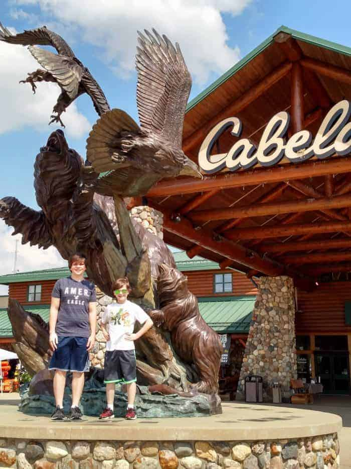 Cabela's Wheeling, WV