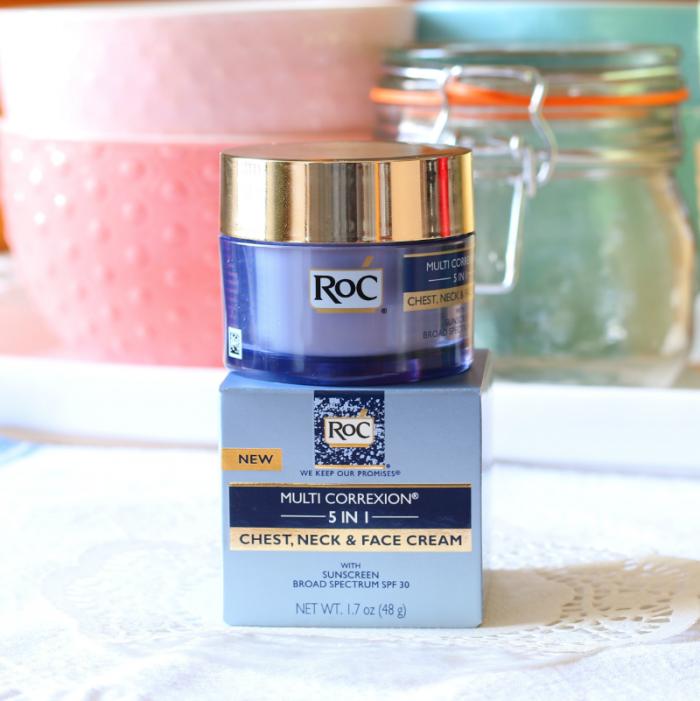 RoC Multi Correxion 5 in 1 Chest, Neck & Face Cream
