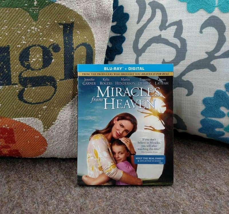 Miracles from Heaven - in house photo