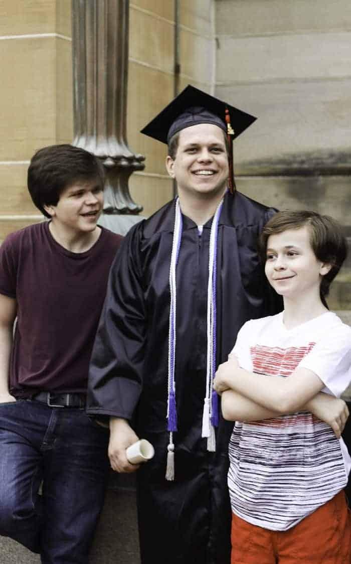 Picture of Boys to Print 4x6 Joe Jordan Max Joe's Graduation June 30, 2016