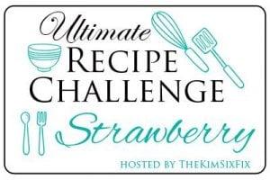 Ultimate Recipe Challenge Strawberry Header