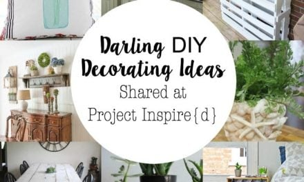 9 Darling Decorating Ideas