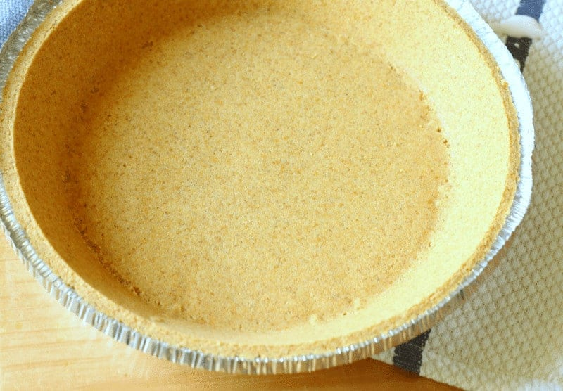 Ready-Made Graham Cracker Pie Crust