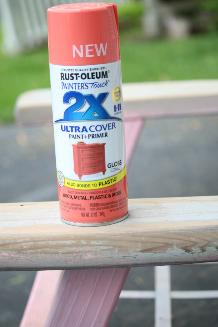 spray-paint-furniture-with-rust-oleum-painters-touch-get-the-details-at-cupcakesandcrinoline-com